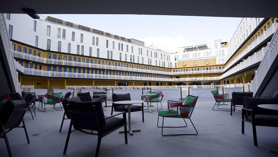 """Hotel """"Molitor"""" in Paris: Hotel wurde weiträumig abgesperrt"""