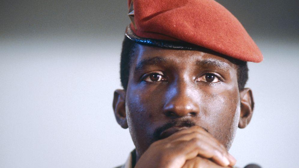 """Thomas Sankara: """"Ein Soldat ohne Bildung ist ein potenzieller Krimineller"""""""