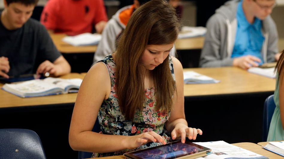 iPad-Nutzung in der Schule: Schüler hacken sich durch die Sicherheitsvorkehrungen