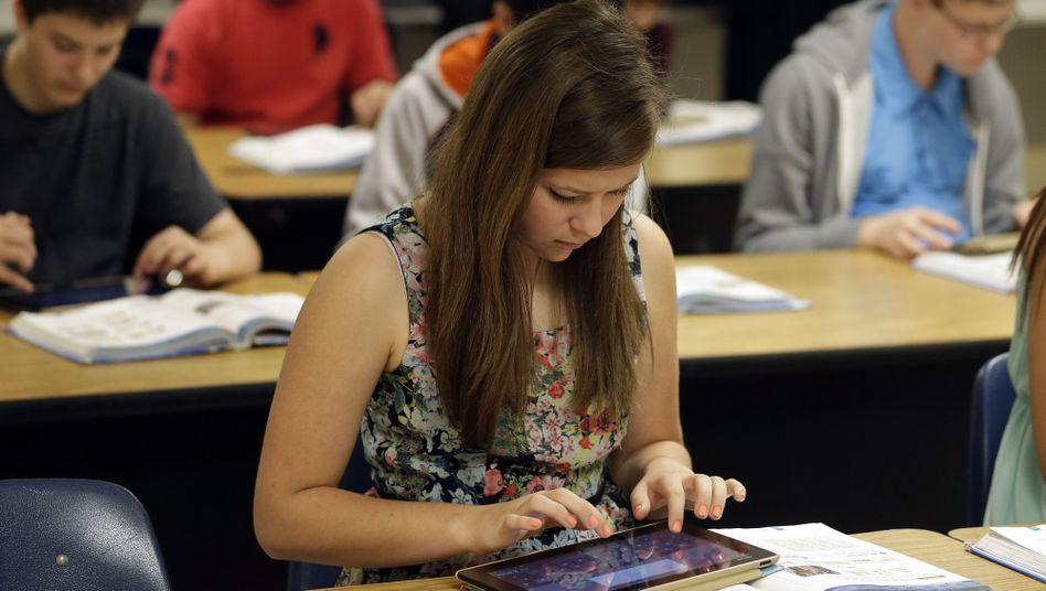 iPad-Klasse (in den USA): Geräte für das 21. Schuljahrhundert