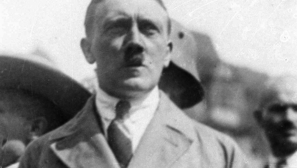 Adolf Hitler im Oktober 1923