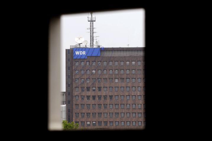 WDR-Zentrale in Köln