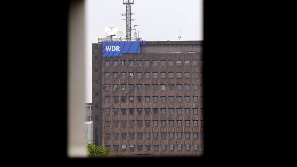 WDR-Haus in Köln