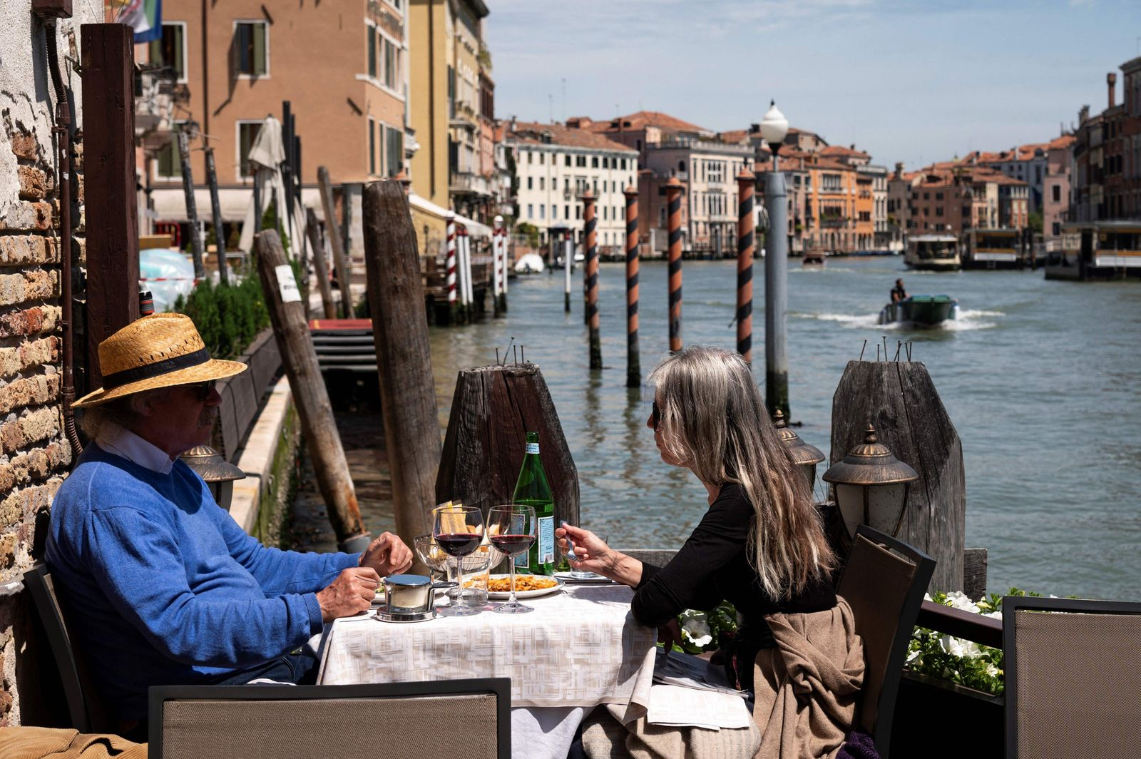 ITALY-TURISM-FEATURE