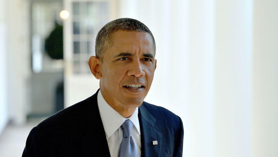 Assads Chemiewaffen: Obama reklamiert Russen-Vorschlag als Erfolg für sich