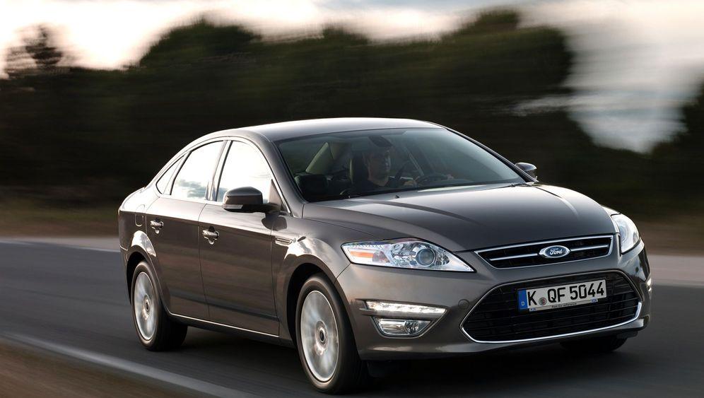 Ford Mondeo: Drang zu Höherem