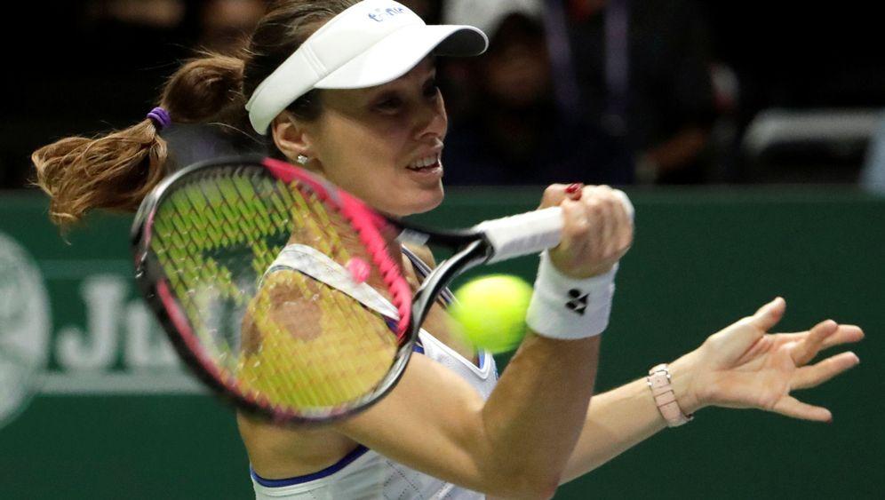 Tennisstar Martina Hingis: Schluss nach der dritten Karriere