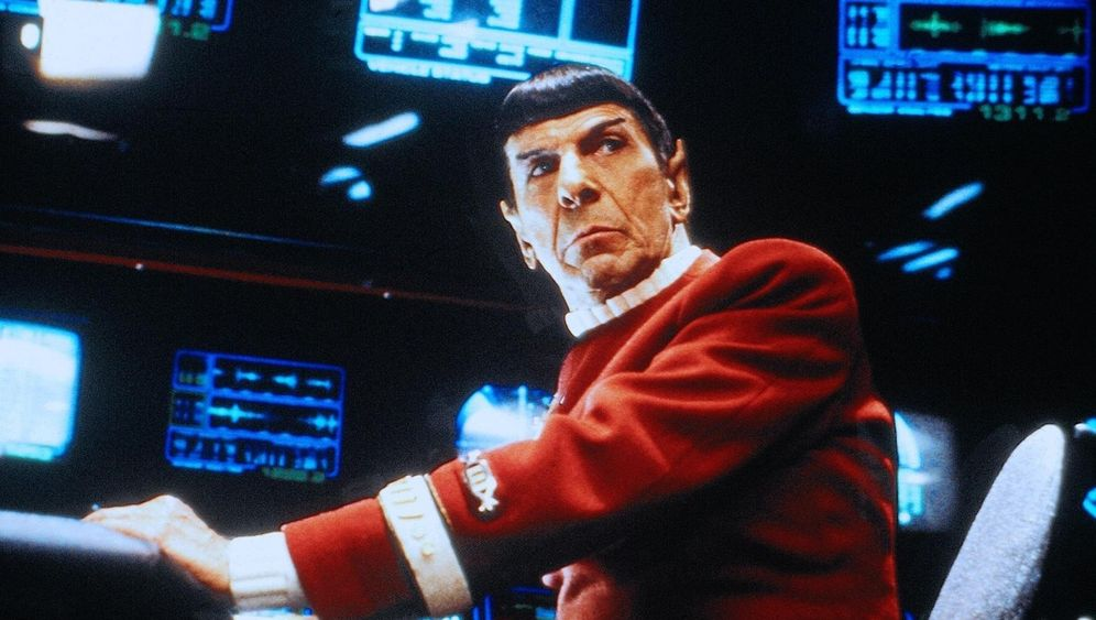Leonard Nimoy: Commander Spock