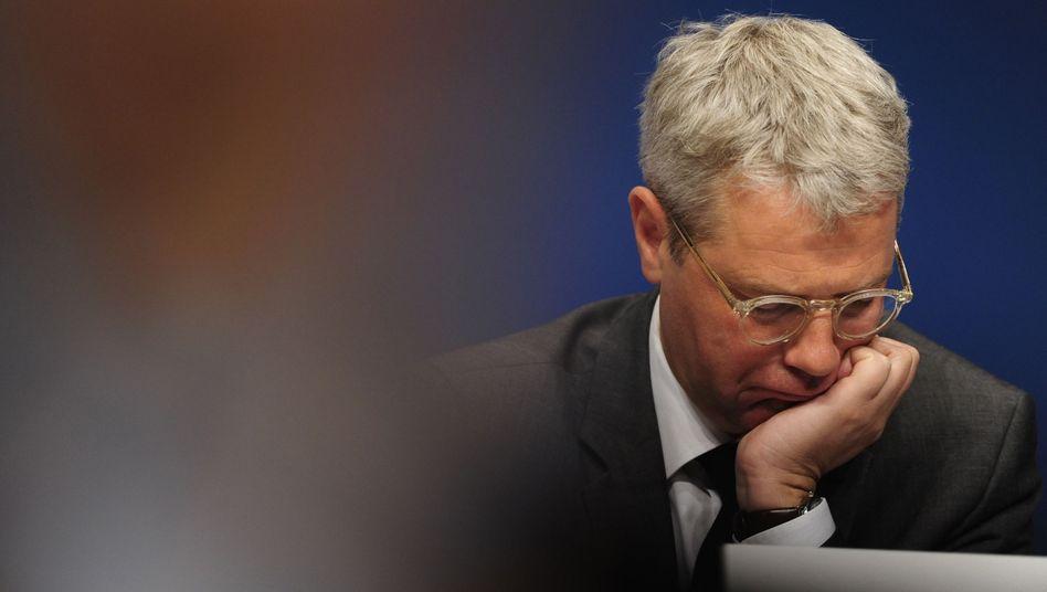 Merkel fired Norbert Röttgen as environment minister on Wednesday.