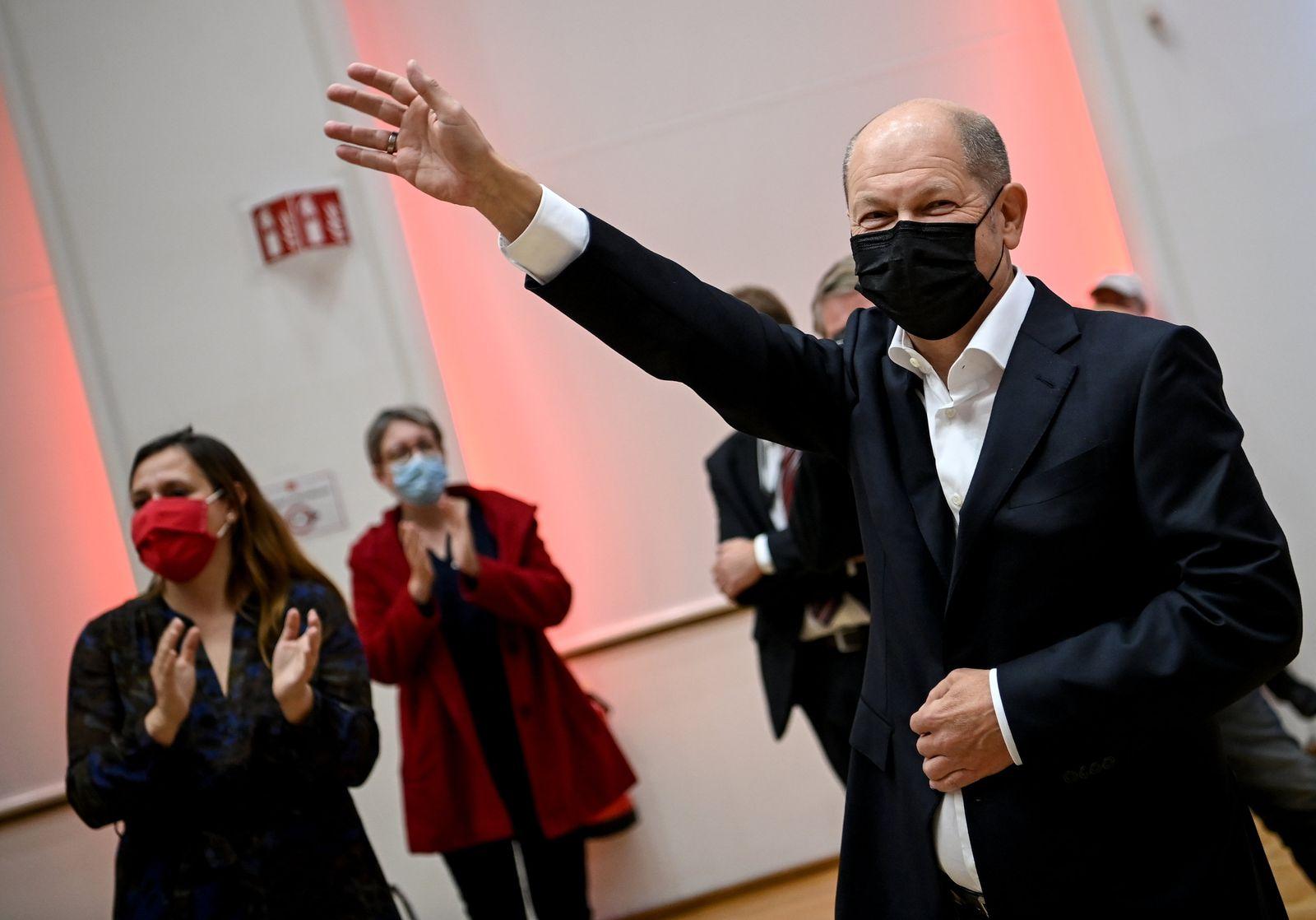 Wahlkreiskonferenz der Brandenburger SPD