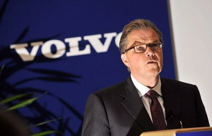 Volvo-Chef Leif Johansson: Verkauf nach China?