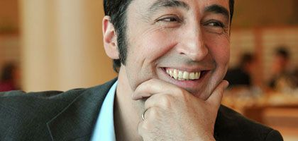 """Green Party chairman-designee Cem Özdemir: """"The number of German voters with migrant backgrounds is increasing -- not only Turks, but other communities as well."""""""