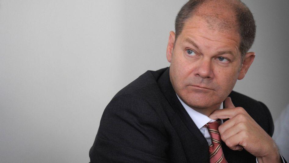 Olaf Scholz: Meinung zu Internetsperren abrupt geändert