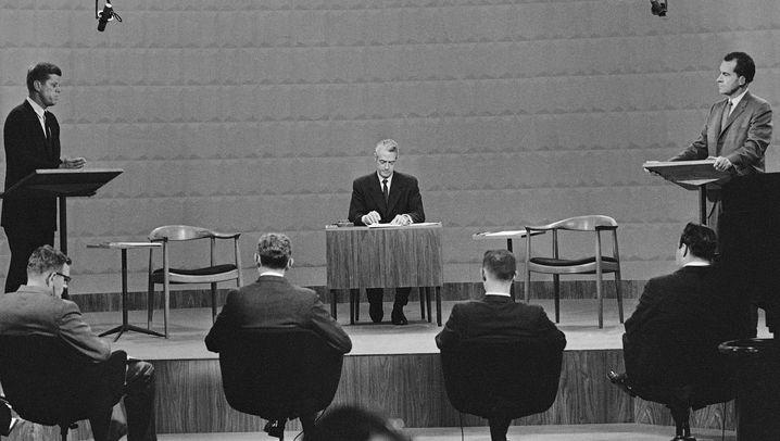 Wer wird US-Präsident? Die großen Fernsehdebatten