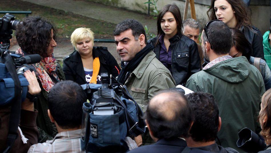 Journalist Vaxevanis: Nach Veröffentlichung der Lagarde-Liste beinahe im Gefängnis