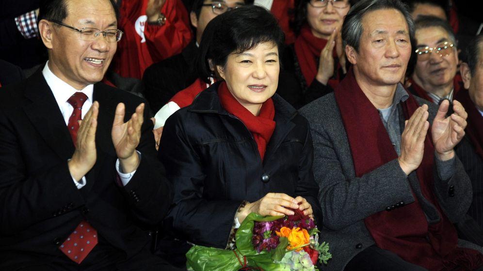 Park Geun Hye: Von der Diktatorentochter zur Präsidentin