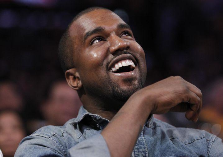 Kanye West: Genial, aber auch ein bisschen irre