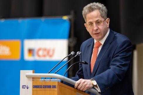 CDU-Politiker Maaßen
