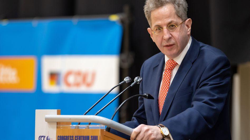 Hans-Georg Maaßen (CDU) fordert Gesinnungstests für Journalisten der »Tagesschau«