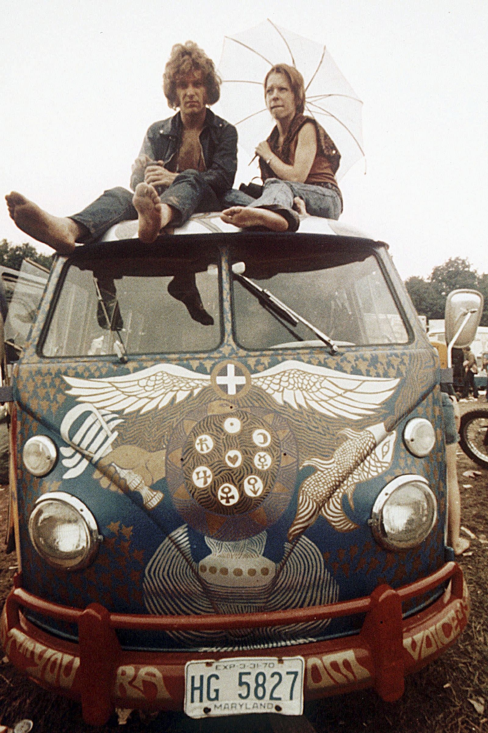 RP Woodstock Jahrestag