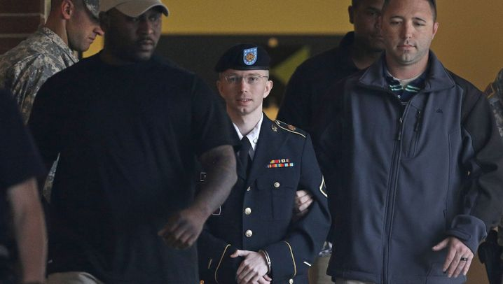 US-Soldat Bradley Manning: Urteil gegen WikiLeaks-Informant