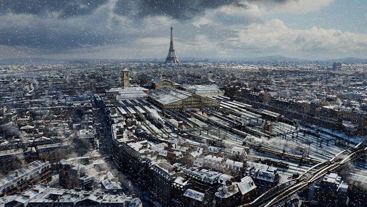 Hugo Cabret: Wie das digitale Paris entstand