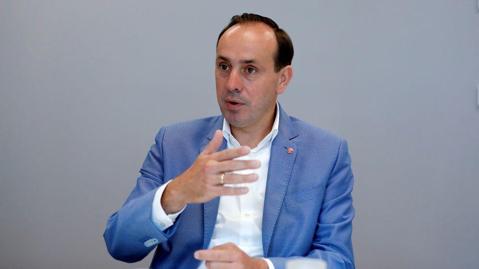 """CDU-Spitzenkandidat Senftleben: """"Wir werden alle Mitglieder beteiligen"""""""