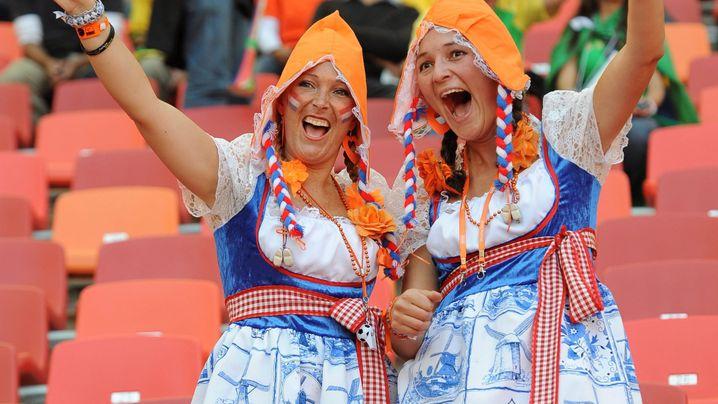 WM-Sieg: Oranje tanzt, Brasilien weint
