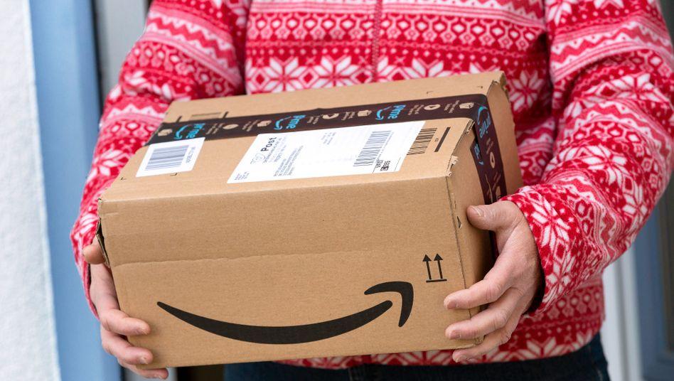 Karton beim Kunden: Paketstau in den Privathaushalten