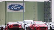 Kölner Ford-Werke fahren Produktion wegen Chipkrise herunter