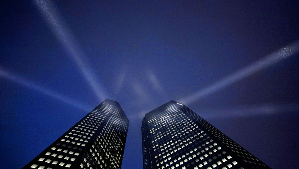 Photo Gallery: Deutsche Bank Under Scrutiny