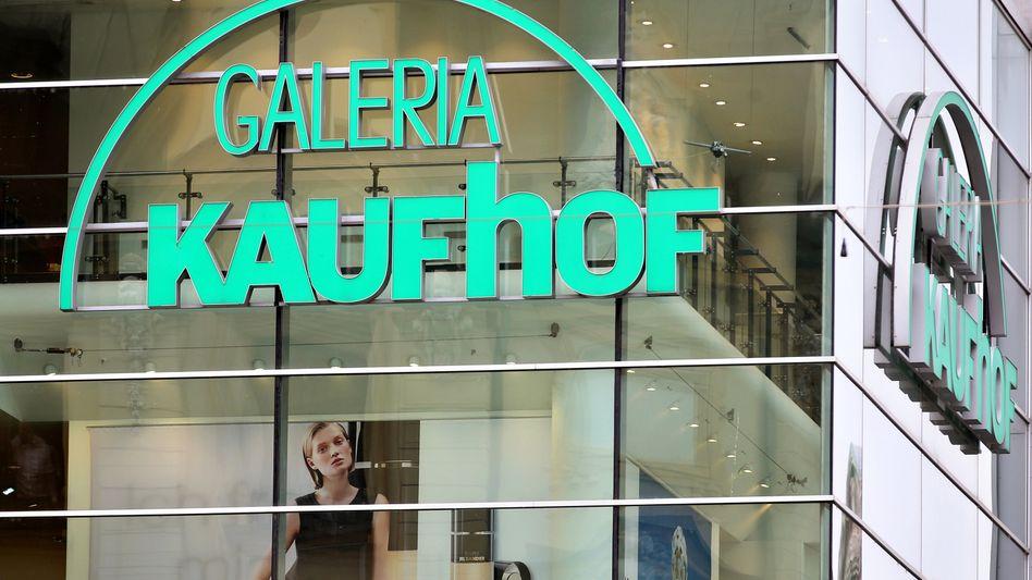 Logo von Galeria Kaufhof (Archiv)