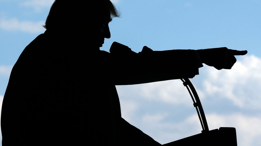 Photo Gallery: Trump's Fateful Climate Decision