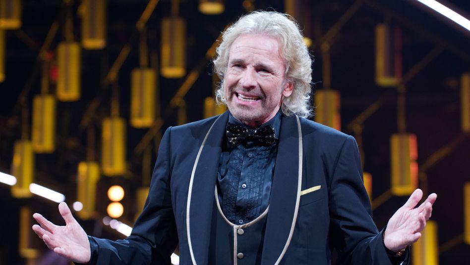 Thomas Gottschalk feiert am 18. Mai seinen 70. Geburtstag