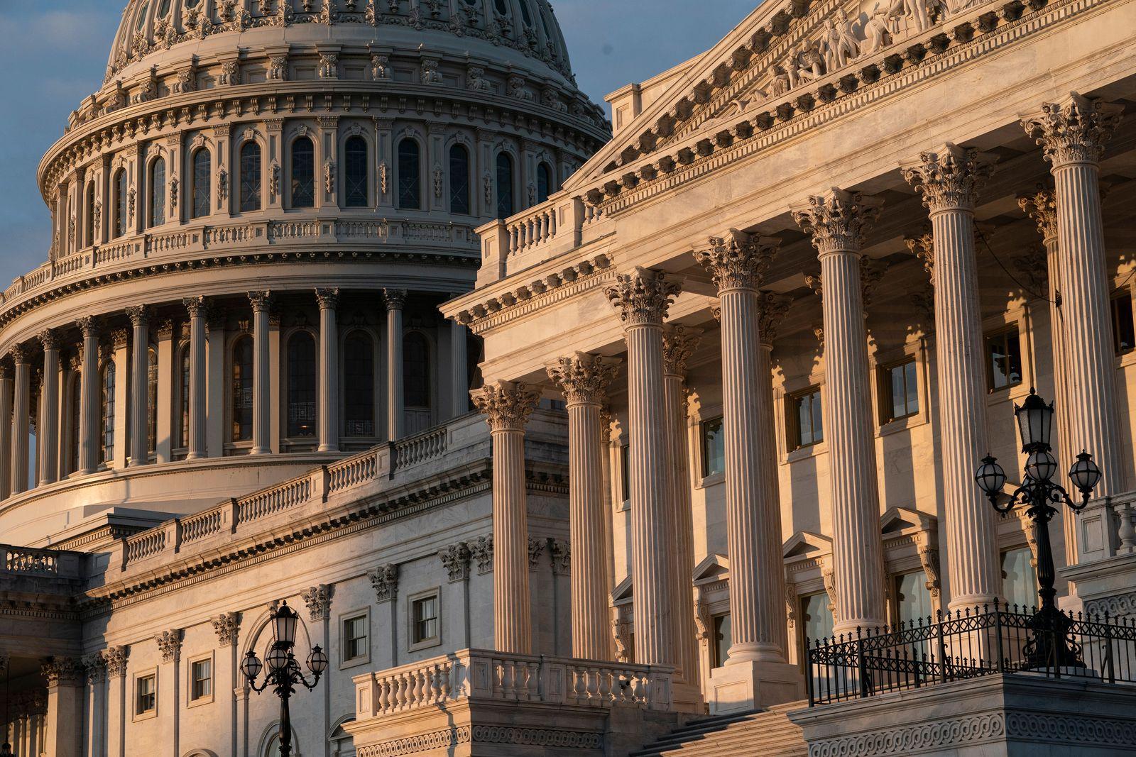 US-Republikaner bringen Coronavirus-Hilfspaket auf den Weg