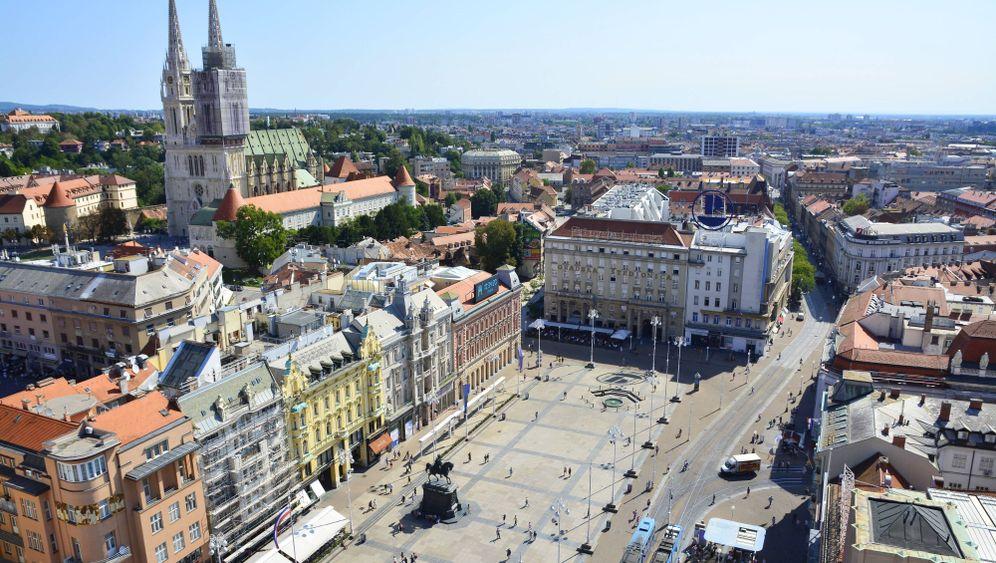 Zagreb: Tristesse, schwer zu ertragen