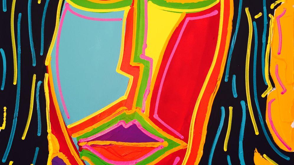 Nachwuchsmaler Leon Löwentraut: Durchstarten in London