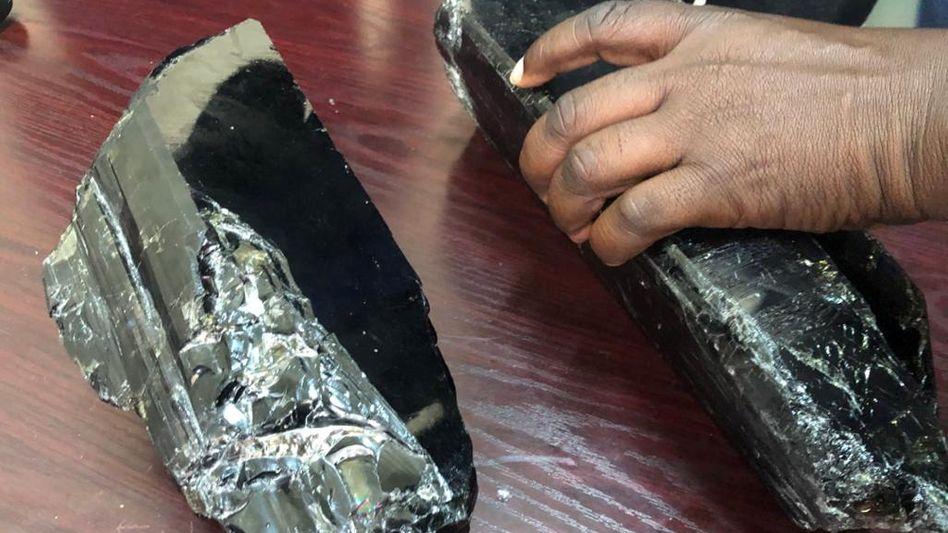 Tansanit im Wert von Millionen: Diese Steine machten Saniniu Laizer zum Millionär