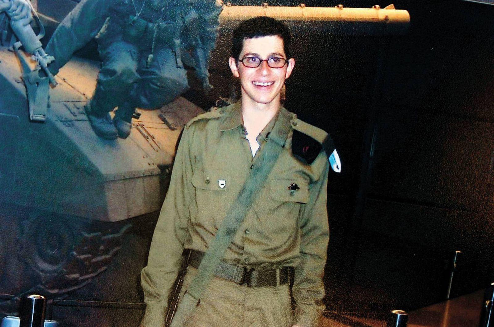 THEMEN Gilad Schalit