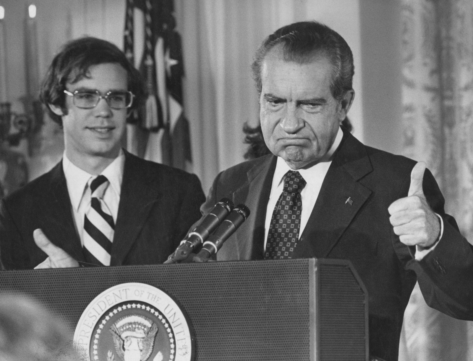 Richard Nixon/ USA