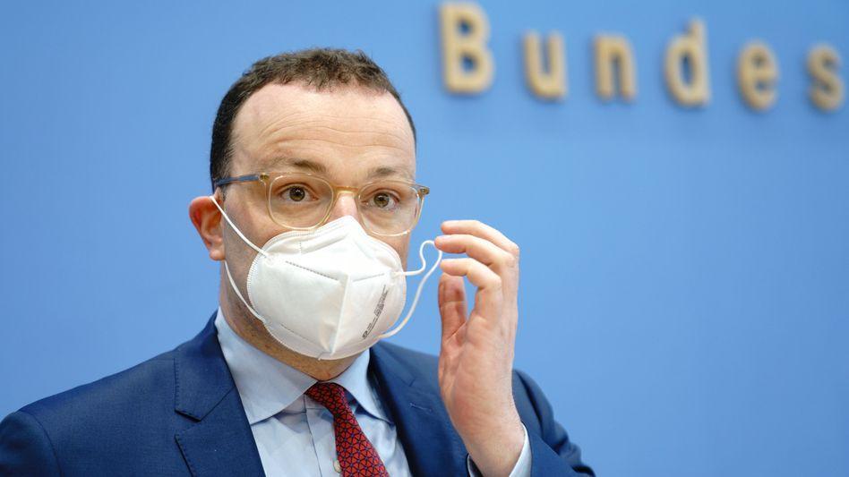 Gesundheitsminister Spahn: »Das Virus wird bleiben«