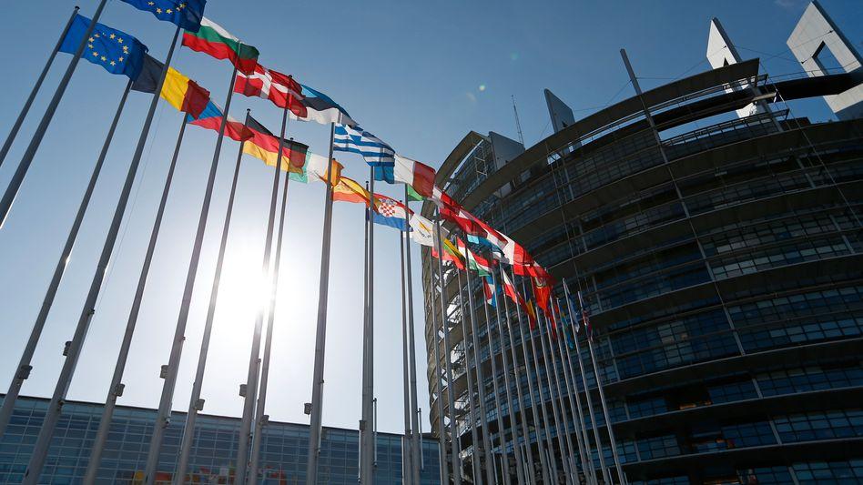 Europaparlament in Straßburg (Archivfoto)