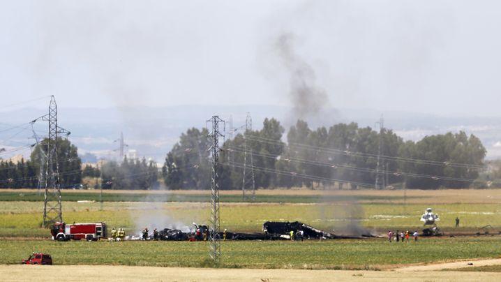 Sevilla: Militärflugzeug A400M abgestürzt