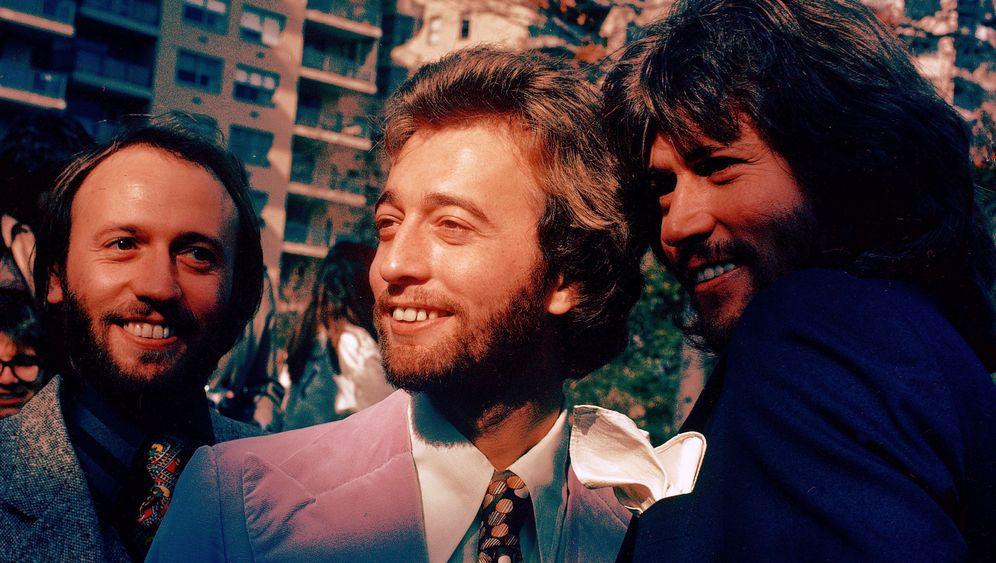Bee-Gees-Sänger: Robin Gibb stirbt im Alter von 62
