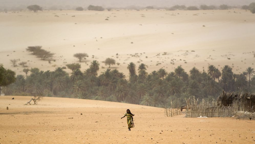 Photo Gallery: The Tough Battle against Climate Change