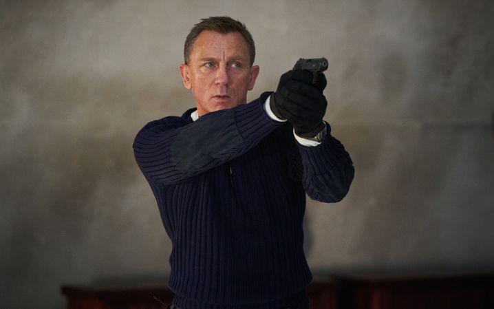Craig in »Keine Zeit zu sterben«: Abschiedsvorstellung als 007