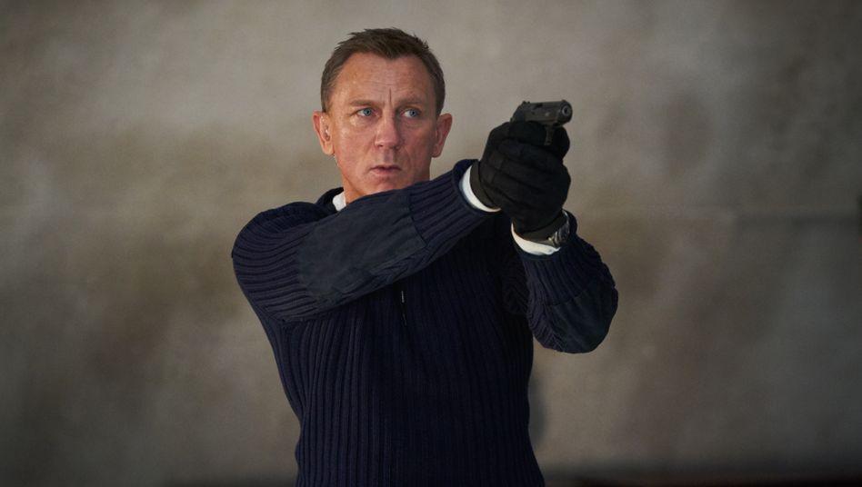 Daniel Craig in »Keine Zeit zu sterben«: Welche Uhr ist da am Handgelenk?