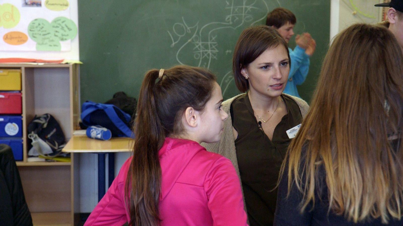 EINMALIGE VERWENDUNG NDR 7 Tage Lehrer