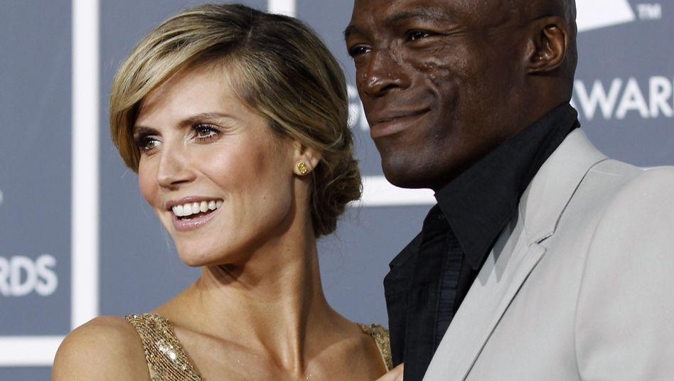 """Heidi Klum und Seal: """"Wir haben uns auseinandergelebt"""""""