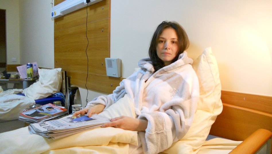 Anschlagsopfer Stotz: Die zweifache Mutter lebt seit 2007 mit ihrer Familie in Russland
